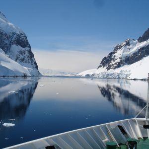 46-Miguel Tauszig: Las posibilidades de la Antártida