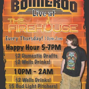 BONNEROO Live @ The Firehouse  6/17/11 - Part 2