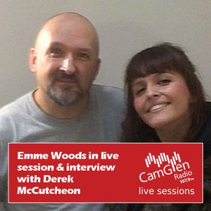 LIVE SESSION: Emme Woods on Lunchtime with Derek McCutcheon, 17 Jan 2017