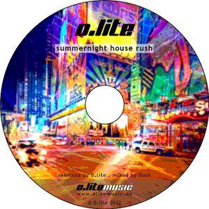 summernight house rush [2012]