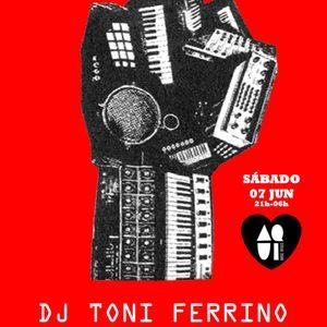(live) ELECTRO SESSION - Aqui Base Tango (08.06.2014)
