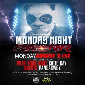 Monday Night RAWRR 8-21-17