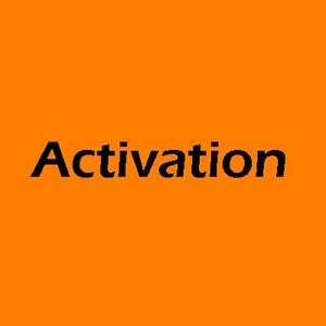 Activation - Session 63