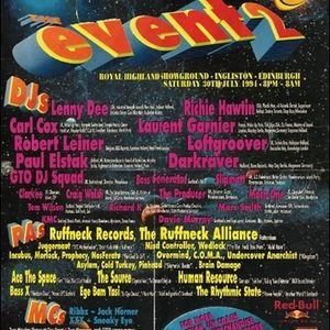 1994-07-30 - Laurent Garnier @ Rezerection Event 2, Scotland