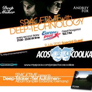 Spacetime V.7 (Acoss Coolkas & Deep-Maker Album)