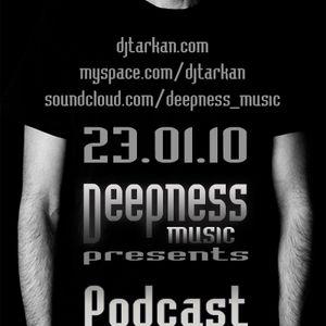 Dj Tarkan - guest mix 04(23.01.10)