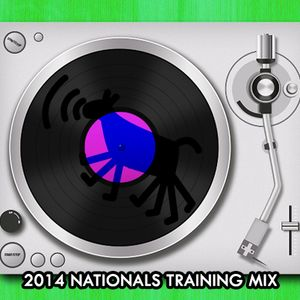 2014 Artistic Rollerskating National Championships - Training Mix 03