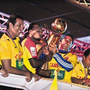 21/5/12 - Herediano Campeon del Verano 2012   **22**