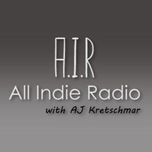All Indie Radio - 1st July 2012