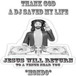 THANK GOD A DJ SAVED MY LIFE VOL 1