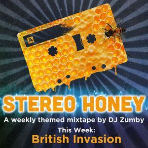 Stereo Honey:  British Invasion