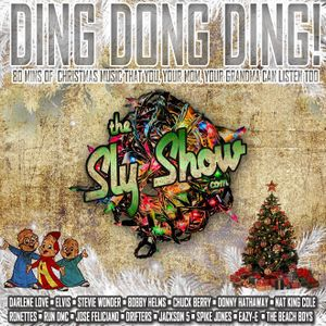(Ding Dong Ding: Curated By Sly) Christmas Jingles, Old School, Darlene Love (TheSlyShow.com)