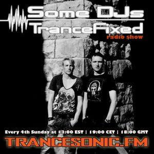 Some DJ's Pres. TranceFixed 002 (2012-04-22) on TRANCESONIC.FM