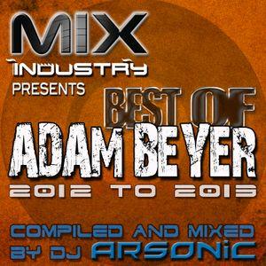 ► Best Of ADAM BEYER pt.8 [2012-2013] ► mix by ARSONIC