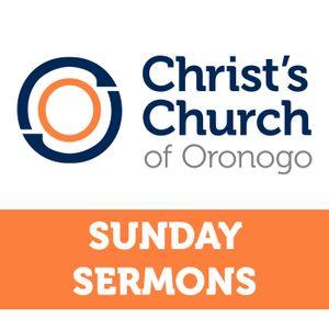 Vision Sunday: Finishing What We Started