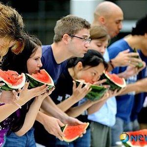 Watermelon Throwdown w/ Jamie Tennant Jan 10 2013 edition