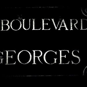 "Boulevard Georges IV : ""Habits and routines, the creative process."""