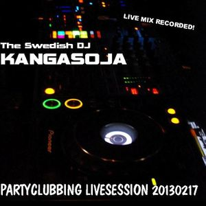 DJKangasojaPartyClubbingLiveSession20130217