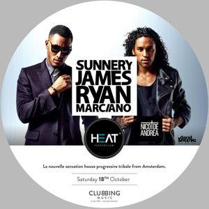 Heat Specialcast : Sunnery James & Ryan Marciano - Dance Department Mix