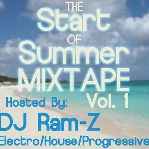 The Start of Summer Mixtape Vol. 1