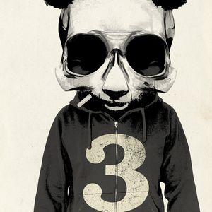 Emm Paganini - Black & White = Panda Sessions #001