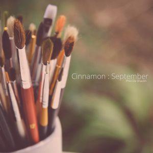 Cinnamon : September