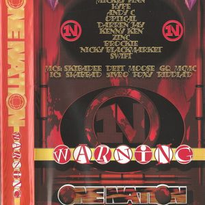 Andy C @ One Nation & Warning 1999
