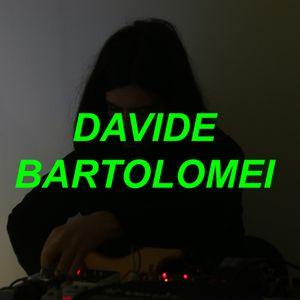 Davide Bartolomei (live set) at Gelateria Sogni di Ghiaccio_Tau Ceti