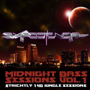 SixFootUnda - Midnight Bass Sessions - vol.1