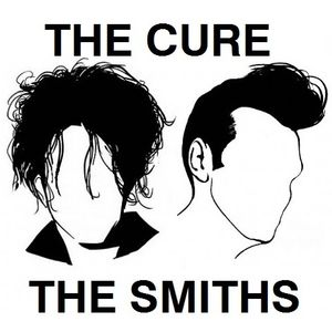OIQ [icons]  The Cure + The Smiths