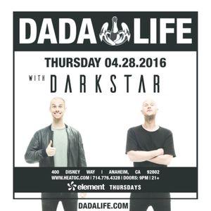 Darkstar Live @Heat Ultra Lounge 4.26.16
