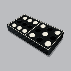 Techno Domino Mixed by Wabun