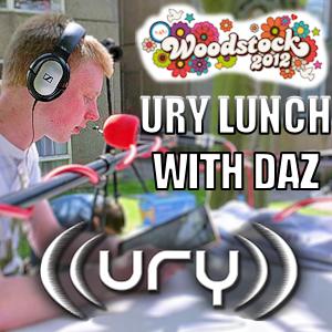 Woodstock Week Lunch with Daz - 18th June 2012