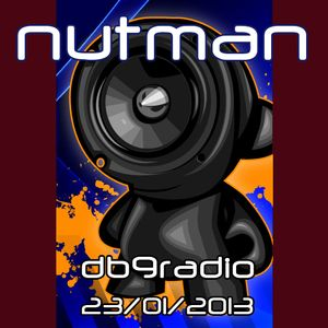 nutman on DB9 Radio - d&b - 23/01/2013