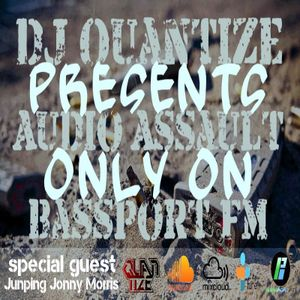 #83 BassPort FM - Oct 24th 2015 (Special Guest DJ Jumping Jonny Morris)