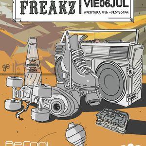 Beatz&Freakz @ Becool 6_7_12 from 1am to 3am