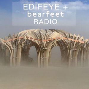 Edifeye & bearfeet 11/06/16