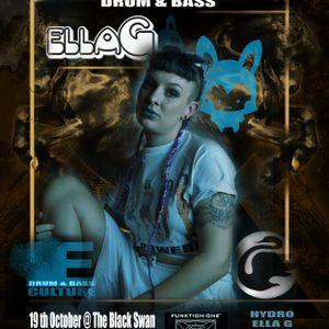 Ella G Evidence Promo Mix
