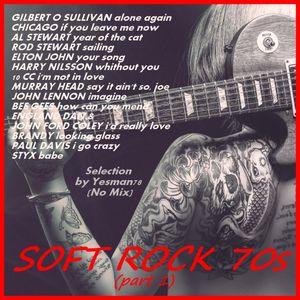 SOFT ROCK 70s (Gilbert o Sullivan,Al Stewart,10 CC,Murray Head,Brandy,Paul Davis,Styx,Harry Nilsson)