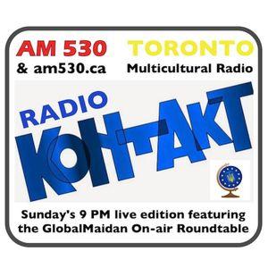 RADIO KONTAKT's GlobalMaidan 2016-03-27