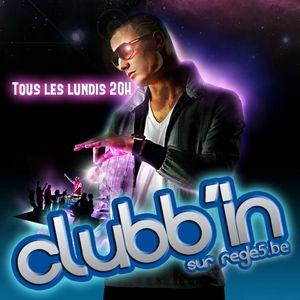 CLUBB'IN PODCAST #9 - Spéciale Anus Bleu - 17/12/13