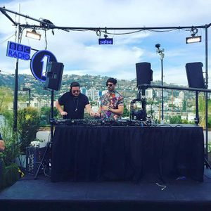 Patrick Topping B2B Eats Everything LA Rooftop for Pete Tong 22/01/16