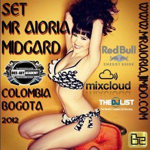 Set Mr Aioria - Midgrad
