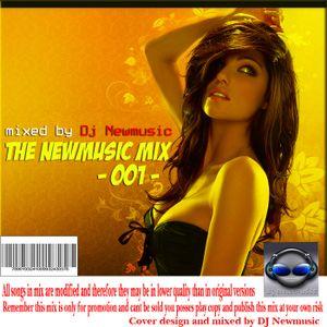 Dj Newmusic - The Newmusic Mix 001 (2015)