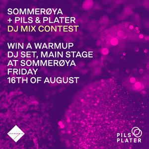 Sommerøya / Pils & Plater DJ Contest 2019 - foufou malade