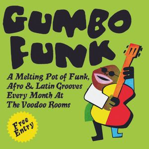 DJ Astroboy Live At Gumbo Funk Part 2