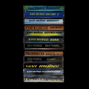 Xavi muñoz sesion  grabada en cinta en los años 1994 a 1998 vol 13