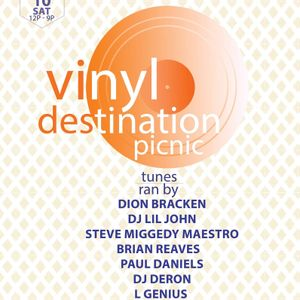 An Evening @ 57th Behind The Museum-Vinyl Destination Picnic-10 July 2021