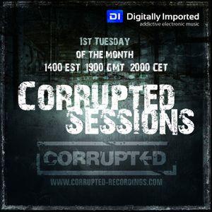 Corrupted Sessions #10 - DJ Dyno / Leon Vuksic