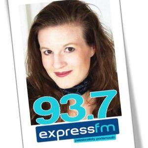 Julie Lorraine Expressions 93.7 ExpressFM - Friday's 7pm - 8pm - 2017_09_29